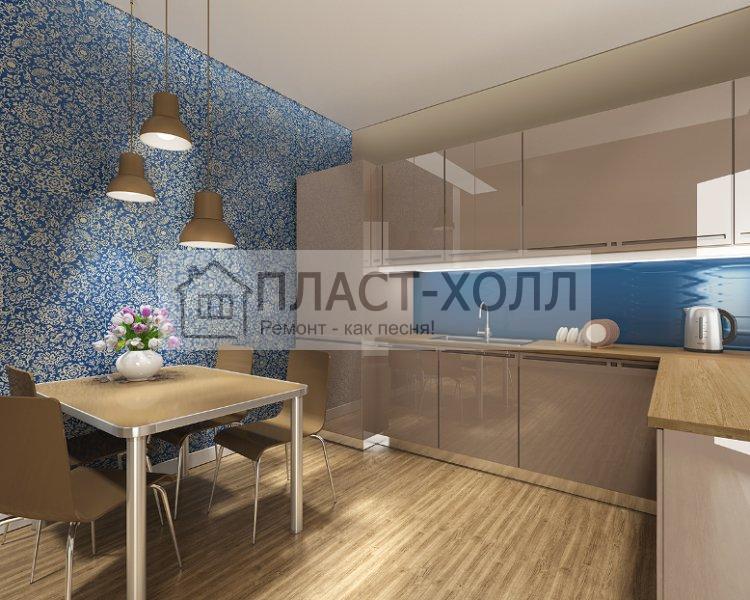 Отделка стен кухни панелями фото